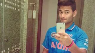 अंडर-19 विश्वकप में ऋषभ पंत  ने जड़ा सबसे तेज़ अर्धशतक, टीम इंडिया की हुई जीत