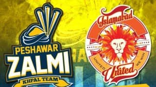 Peshawar Zalmi vs Islamabad United, Free Live Cricket Streaming of Pakistan Super League (PSL) T20 2016 Match 3 on PTV Sports