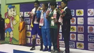 Mary Kom, Sarita Devi strike gold; Perfect 10 for boxers at South Asian Games 2016