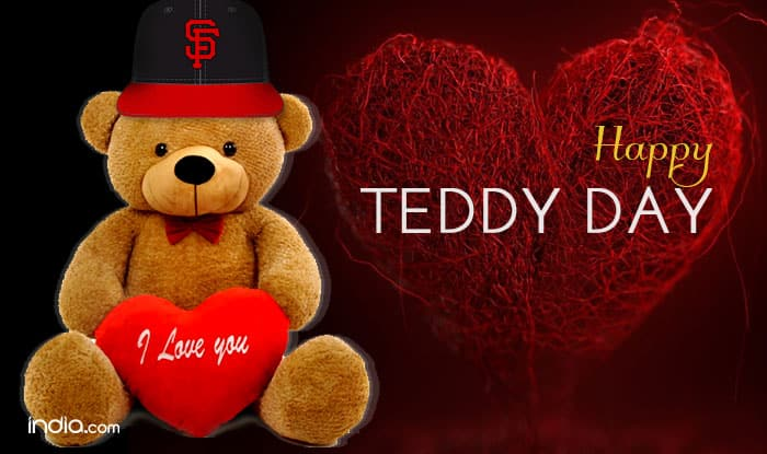 happy teddy day 2016 wishes best quotes sms facebook status