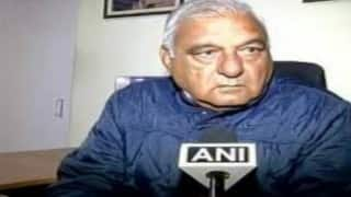 CBI raids residence of ex-Haryana CM Bhupinder Singh Hooda, search operation launched in more than 20 properties