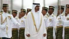 Abu Dhabi Crown Prince to arrive in Delhi today