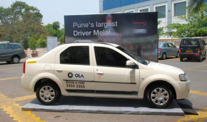Image result for ola cabs in mumbai