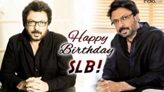 Happy Birthday Sanjay Leela Bhansali: Soulful tracks from SLB's films that will remain etched in our hearts forever