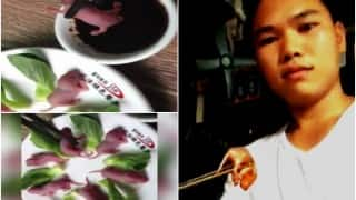Disgusting! LIVE baby mice aka 'Three Squeaks' served in Chinese restaurant (Watch Video)