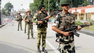 Alert sounded after BSF spots some suspects near border
