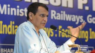 Railway Budget aims at 'yatri ki garima', 'rail ki gati', 'desh ki pragati': Suresh Prabhu