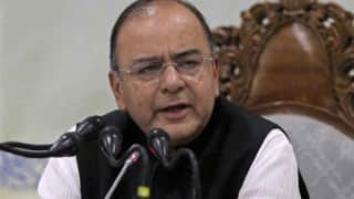 Mehbooba Mufti has to make up her mind: Arun Jaitley on Jammu & Kashmir stalemate