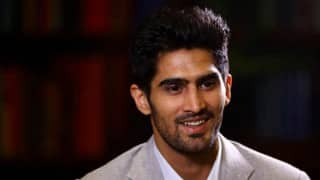 Vijender Singh to face Hungarian rival Alexander Horvath on March 12