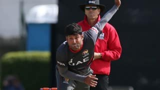 Afghanistan vs United Arab Emirates Asia Cup T20 2016 Qualifier: Live Scorecard and Ball by Ball Commentary of AFG vs UAE