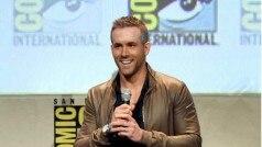 Ryan Reynolds' Deadpool look made his daughter cry