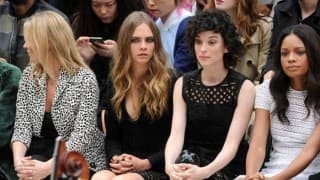 Did Cara Delevingne pop `the question` to girlfriend?