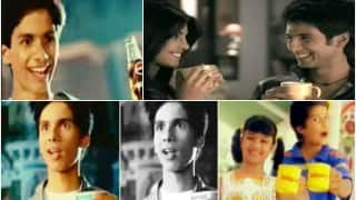 Shahid Kapoor in ads with Shahrukh Khan, Priyanka Chopra & Ayesha Takia! Watch videos