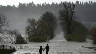 One dead in Portugal floods as cyclist swept away