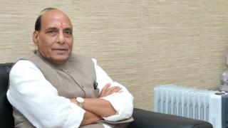 Oppose anti-national slogans, says Rajnath Singh