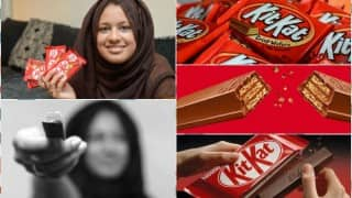20-year-old demands lifetime of KitKat supply from Nestle after buying waferless multipack!