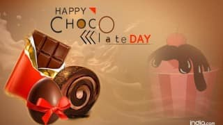 Happy Chocolate Day 2016 Wishes: Best Quotes, SMS, Facebook Status & WhatsApp Messages to send Happy Chocolate Day greetings!