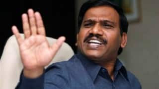 Never misled then Manmohan Singh on 2G spectrum issue: A Raja
