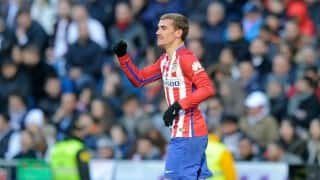 La Liga 2015-16: Atletico Madrid defeat Real Madrid 1-0 though Antoine Griezmann's solitary goal
