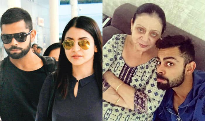 Virat Kohli Turns Momma S Boy Post Break Up Shares Cute