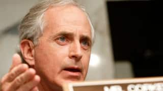 US lawmaker Bob Corker to block deal to sell F-16s to Pakistan