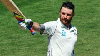 Sometimes McCullum Saw Tests as ODI Games, Says Williamson