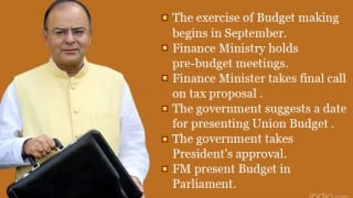 Union Budget 2016: Step-by-step guide to the budget formulation process
