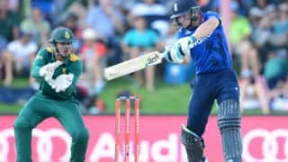 Jos Buttler fireworks helps England beat South Africa by D/L method in rain-hit opening ODI