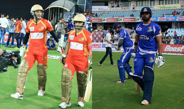 Celebrity Cricket League (CCL) - CCL 2017 Live Updates