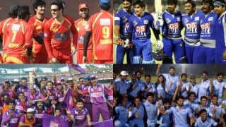 Celebrity Cricket League 2016 Points Table: Telugu, Karnataka, Bhojpuri & Bengal qualify to CCL 6 semifinals
