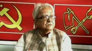 Veteran Left leader Ashok Ghosh continues to be critical