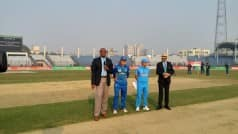 India beat Namibia by 197 runs to enter World Cup SF