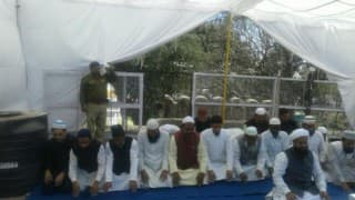 Bhojshala-Kamal Maula mosque: Peaceful end to tension with Muslims, Hindus offering prayers
