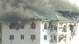 Pampore Encounter ends: All 3 militants neutralised; 5 Army personnel killed; LeT hand suspected