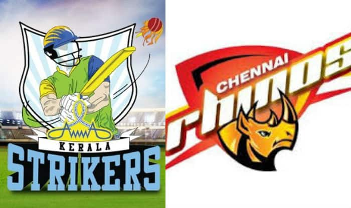 Watch Free Live Streaming And Telecast Of Chennai Rhinos Vs Kerala Strikers Celebrity Cricket League Ccl 6 India Com