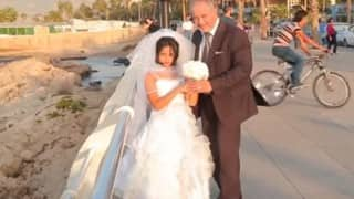 This 12-year old is married to an old man; what happens next will shock you! (Watch Video)