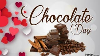 Happy Chocolate Day: Celebrate Sweetness of Relationships With These Best Quotes, SMS, Facebook Status & WhatsApp Messages