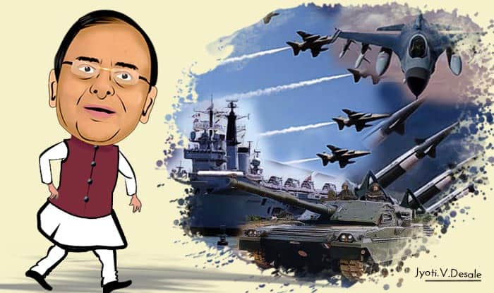 New defence procurement policy in offing: Arun Jaitley