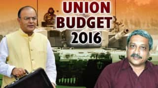 Union Budget 2016: Defence not among priorities in Arun Jaitley's speech