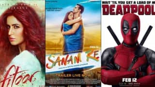 Box office verdict: Katrina Kaif's Fitoor loses to Sanam Re and Deadpool on opening day!
