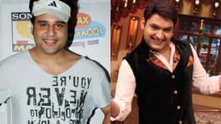Comedy Nights Live host Krushna Abhishek says he is not friends with Kapil Sharma