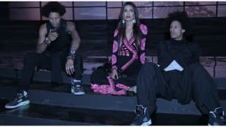 Beyonce choreographers- Les Twins, work on their first Bollywood song in Zubaan