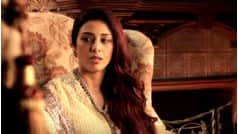 Tabu in Fitoor & what went into the making of her intense grey character in the film