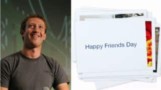 #FriendsDay: Facebook rolls out personalized videos for users to celebrate 12th birthday