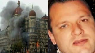 David Headley Deposition Day 2 latest updates: Headley met Indian defence scientist in Taj's conference hall
