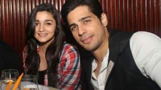 Sidharth Malhotra and Alia Bhatt spotted in Goa on Valentine's Day! (See Pictures)