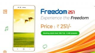 Freedom 251: FIR certain, defamation case likely against Ringing Bells