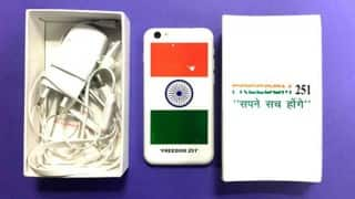 Freedom 251: First impressions of world's cheapest, yet amazing phone
