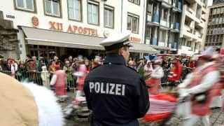 German police search homes of suspected extremists