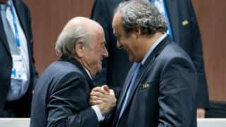 Sepp Blatter, Michel Platini appeal decisions due next week - sources